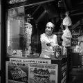 Greek Sandwich Vendor